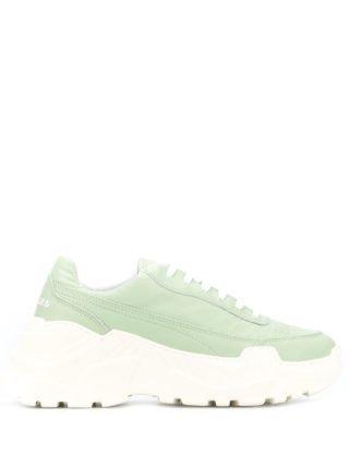 Joshua Sanders Zenithh platform sneakers - Groen