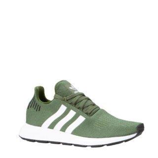 adidas originals Swift Run W sneakers (groen)