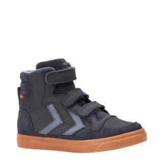 hummel Stadil leren sneakers (blauw)