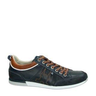 Gaastra leren sneakers blauw (blauw)