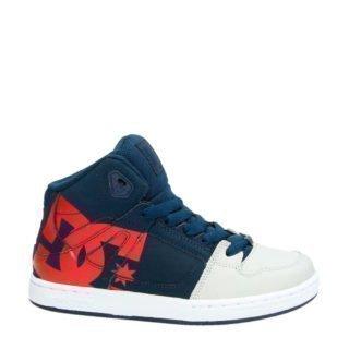 DC Pure High Top leren sneakers blauw (blauw)