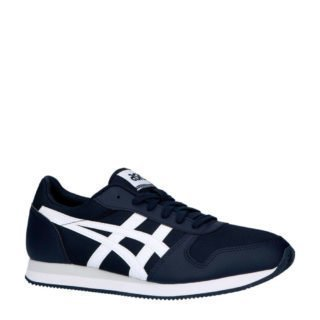 ASICS Curreo II sneakers donkerblauw/wit (blauw)