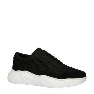 Bianco bfbay leren sneakers zwart (zwart)