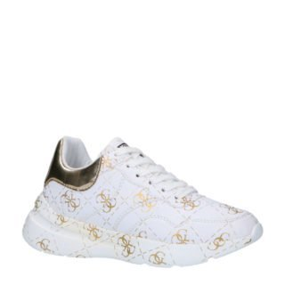 GUESS sneakers met logo wit (wit)