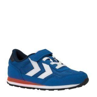 hummel Reflex Jr sneakers kobaltblauw (blauw)