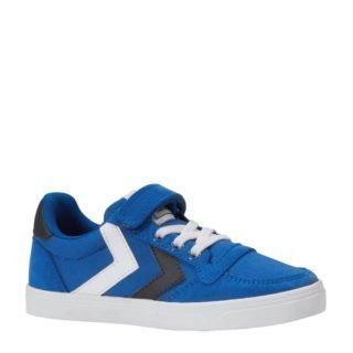 hummel Slimmer Stadil Low sneakers kobaltblauw (blauw)