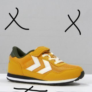 hummel Reflex Jr sneakers geel (geel)