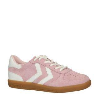 hummel Victory Suede jr sneakers roze (roze)