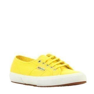 Superga 2750 Classic sneakers geel (geel)