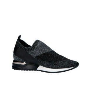La Strada sneakers zwart/zilver (zwart)