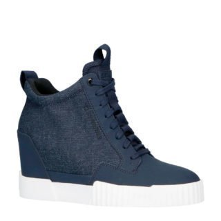 G-Star RAW sneakers denim (blauw)