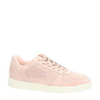 Champion Chicago suède sneakers lichtroze (roze)