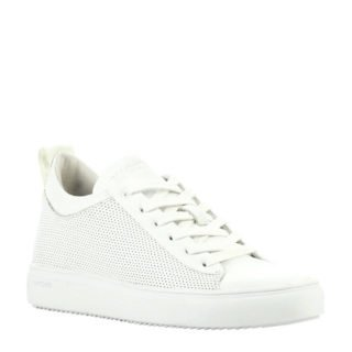 Blackstone leren sneakers wit (wit)