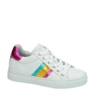 Giga leren sneakers wit (wit)