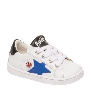 Bobbi-Shoes leren sneakers wit (wit)