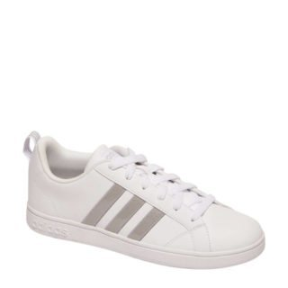 adidas VS Advantage sneakers wit/zilver (wit)