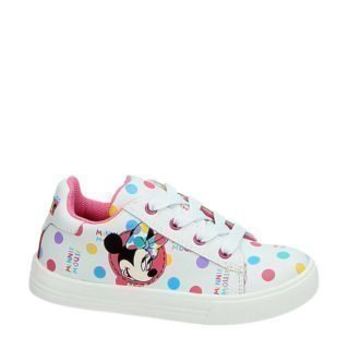 Disney sneaker Minnie (wit)