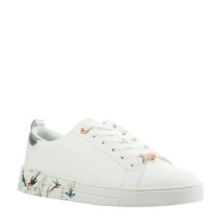 Ted Baker Roully leren sneakers wit (wit)