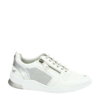 Mustang sneakers wit (wit)