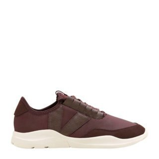 Violeta by Mango sneakers donkerrood (rood)