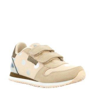 Woden Wonder Nora Dot Junior sneakers beige/roze (roze)