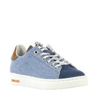 Pinocchio P1857 sneakers blauw (blauw)