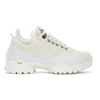 ROA Off-White Neal Low Sneakers