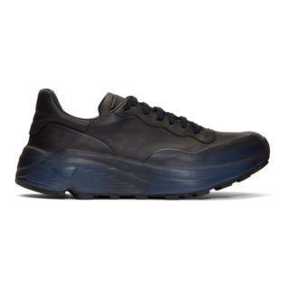 Officine Creative Black Sphyke Sneakers