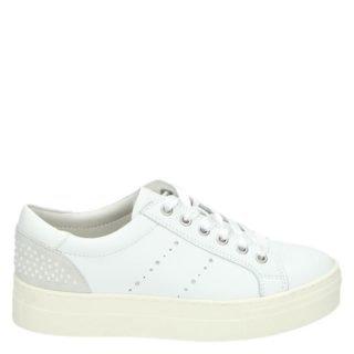 Sneaker Nelson lage wit (wit)