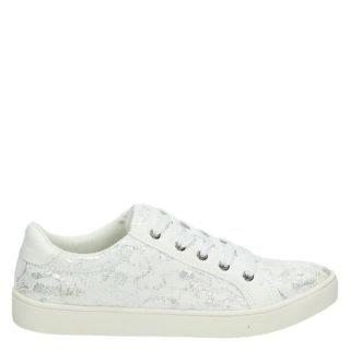 Sneaker Hobb's lage wit (wit)