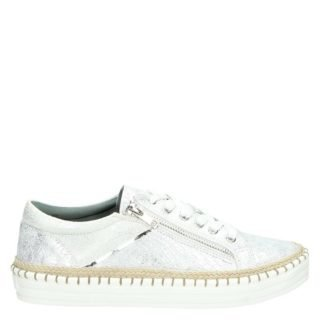 Sneaker La Strada lage zilver (zilver)