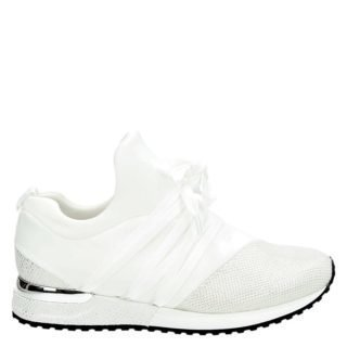 Sneaker La Strada lage wit (wit)