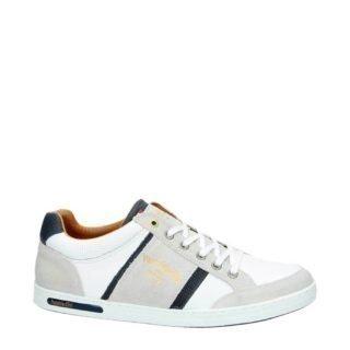 Pantofola d'Oro leren sneakers (wit)