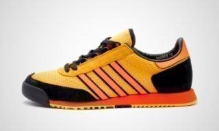 SL80 (A) SPZL (Oranje/Zwart) Sneaker