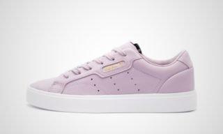 Sleek W (flieder/Wit) Sneaker