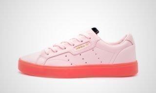 Sleek W (Roze/Rood) Sneaker