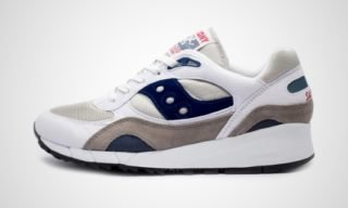 Shadow6000 (Wit/Navy blauw) Sneaker