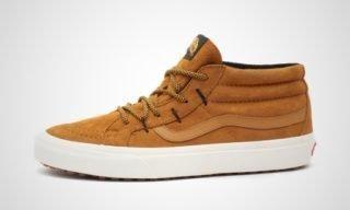 Native SK8-Mid Reissue Ghillie MTE (Bruin) Sneaker