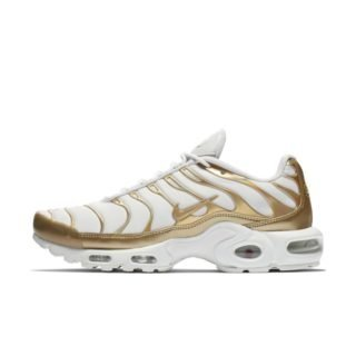 Nike Air Max Plus Metallic Damesschoen - Grijs Grijs
