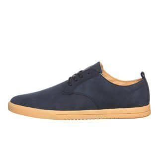 Clae Ellington Leather (blauw)