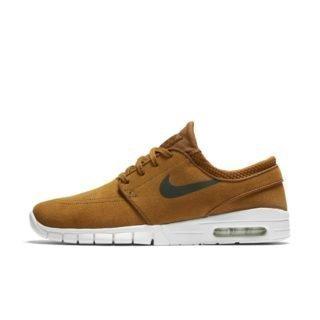brand new 7b4a3 535b3 Nike SB Stefan Janoski Max L Skateschoen heren – Bruin bruin