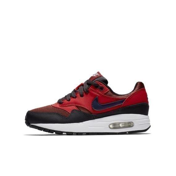 Nike Air Max 1 Kinderschoen – Rood Rood