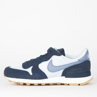 Nike Wmns Internationalist Summit White/Glacier Grey Thunder Blue
