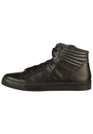 CAMEL ACTIVE Heren Sneakers hoog zwart