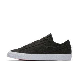 Nike SB Zoom Blazer Low Canvas Deconstructed Skateschoen voor heren - Zwart Zwart