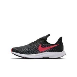 Nike Air Zoom Pegasus 35 Hardloopschoen voor kleuters/kids - Zwart Zwart