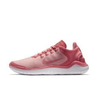 Nike Free RN 2018 Sun Hardloopschoen voor dames - Roze Roze
