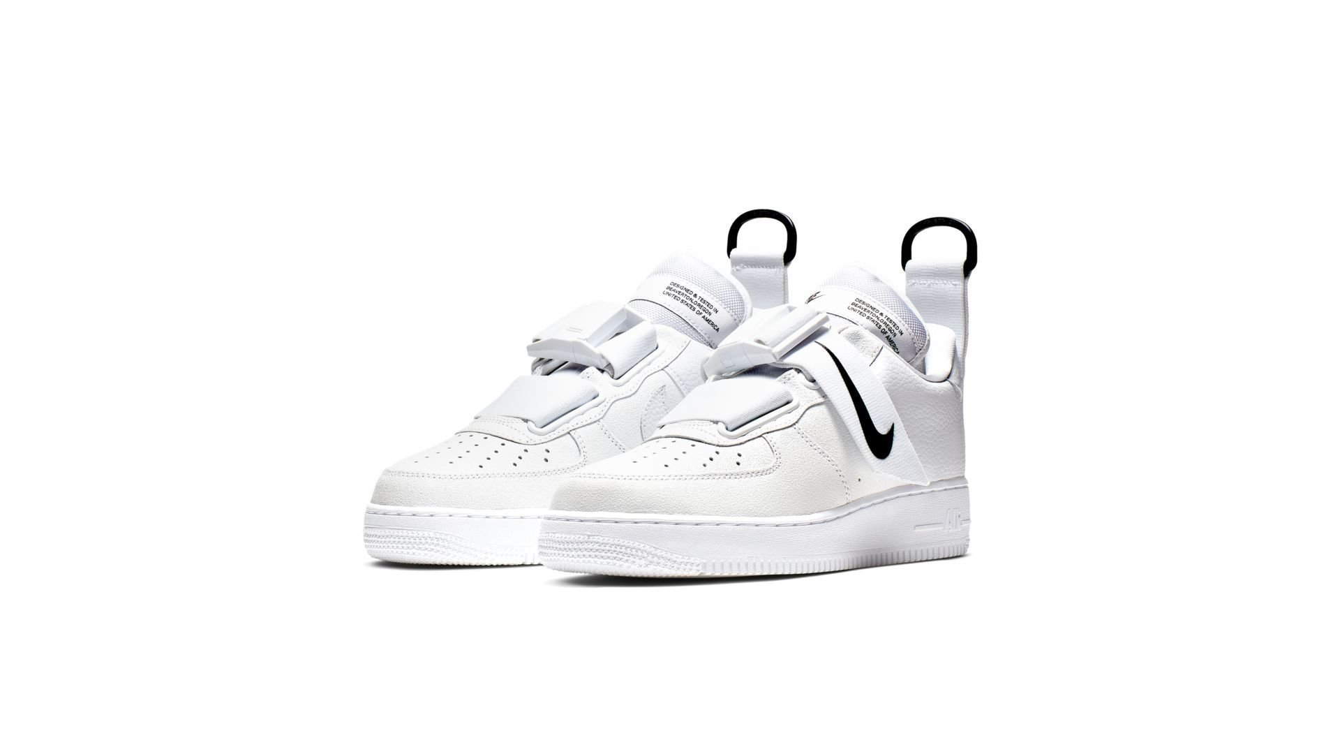 Nike Air Force 1 Utility 'White' (AO1531 101)