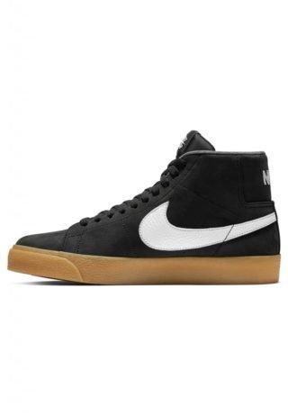 Nike SB Blazer Mid Oranje Label Black