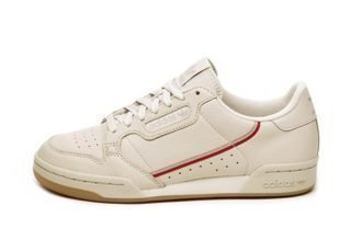 adidas Continental 80 (Clear Brown / Scarlet / Ecru Tint)
